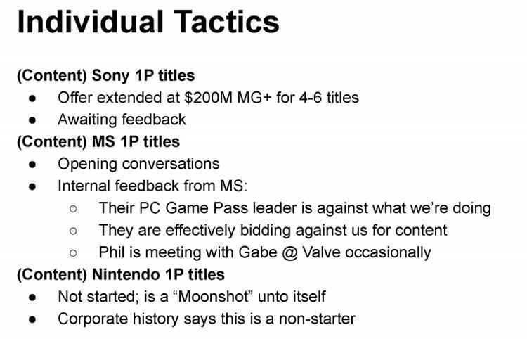 Epic предлагала Sony $200 млн за эксклюзивность игр PlayStation в Epic Games Store