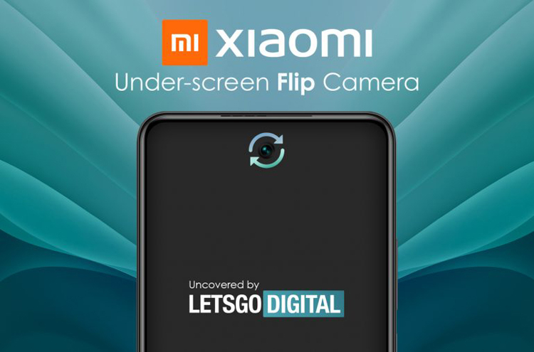 Xiaomi придумала смартфон с подэкранной камерой, вращающейся внутри корпуса