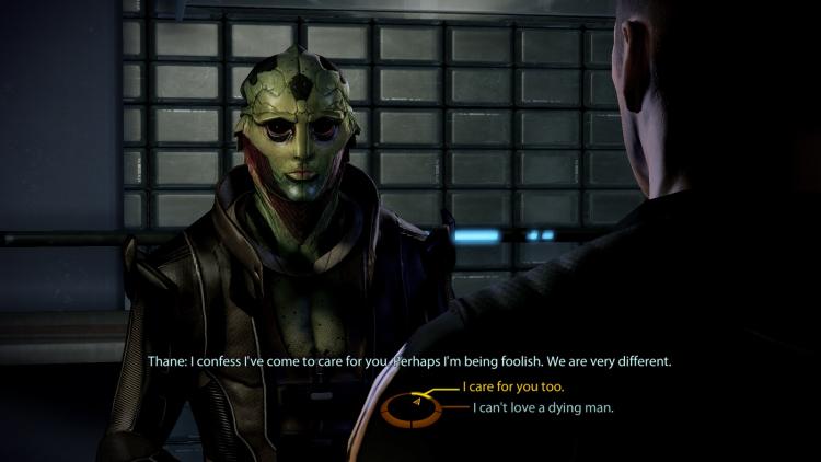 Добавлять вырезанные из Mass Effect 2 однополые отношения в Legendary Edition разработчики не будут