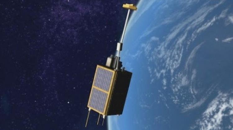 Южнокорейский спутник Wooribyeol I