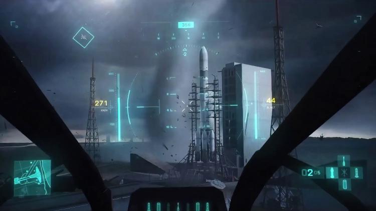 Кадр из предполагаемого трейлера следующей Battlefield