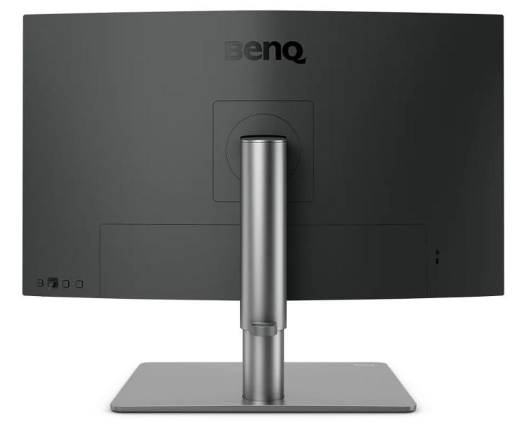 Представлен 4K-монитор BenQ PD2725U с точной цветопередачей для дизайнеров