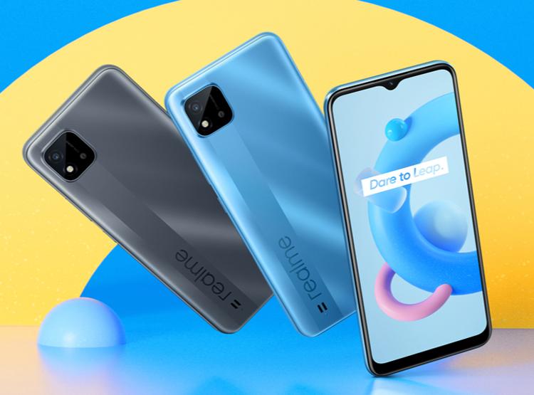 Вышел бюджетный смартфон Realme C20A с чипом Helio G35 и 6,5 экраном HD