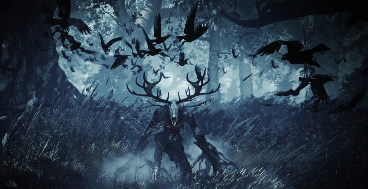 Леший из The Witcher 3: Wild Hunt