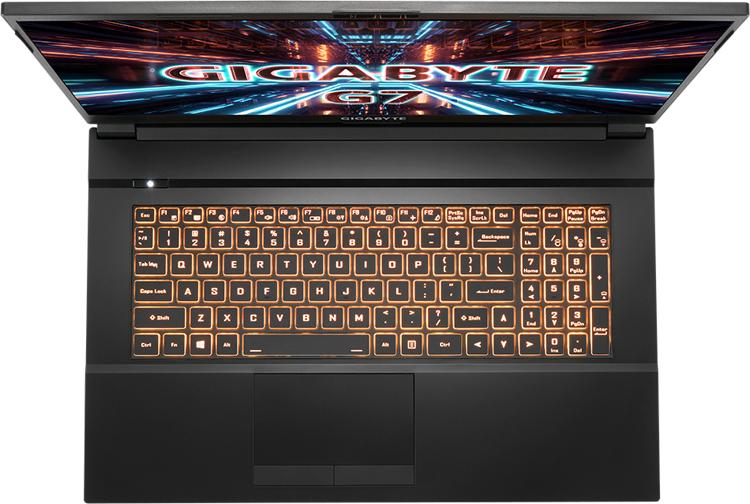 Обновлённые ноутбуки Gigabyte G5