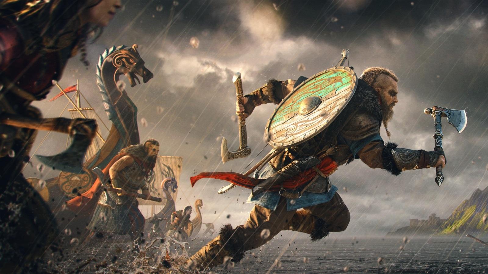 Прошедший финансовый год стал самым успешным для серии Assassin's Creed и другие поводы для гордости Ubisoft
