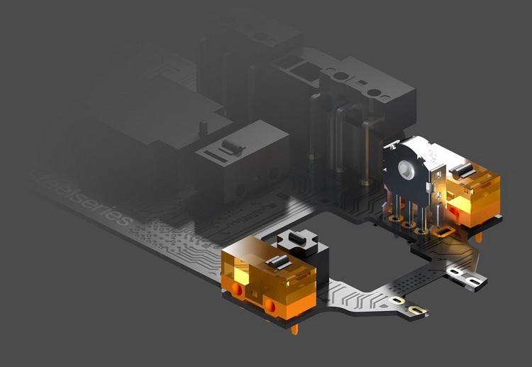 SteelSeries представила игровую мышь Rival 5  девять кнопок и цена 70 евро