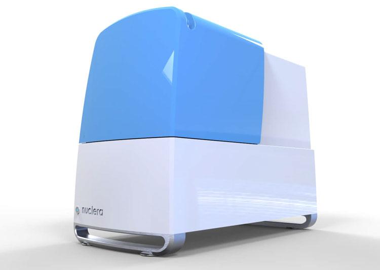 Настольный биопринтер Nuclera с технологией E Ink. Источник изображения: E Ink