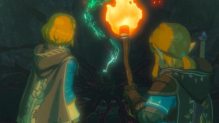 Слухи: разработка The Legend of Zelda: Breath of the Wild 2 близится к финалу, но в этом году игра не выйдет