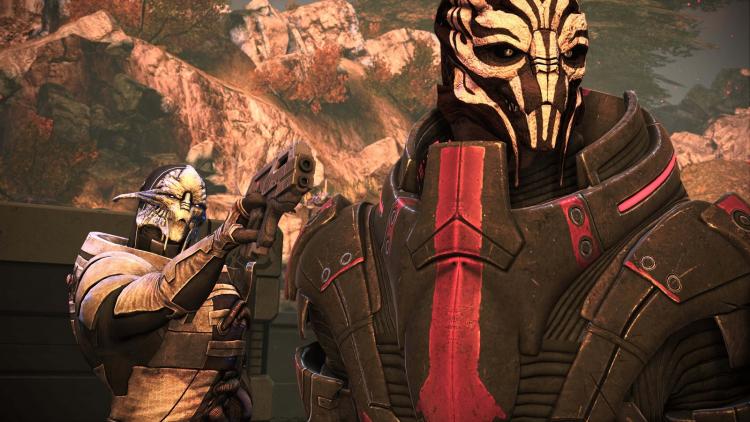 В ремастере Mass Effect нельзя выбрать оригинальный дубляж и русские субтитры — придётся играть с озвучением из «Золотого издания»