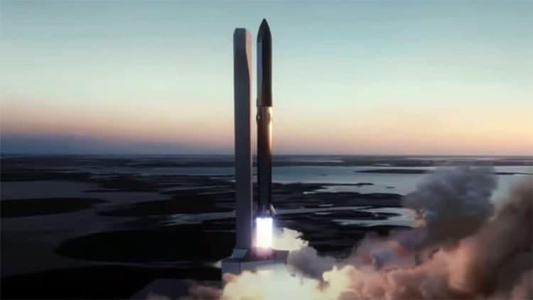 """SpaceX запланировала тестовый полёт космического корабля Starship из Техаса на Гавайи"""""""