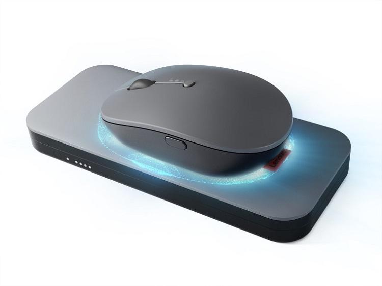 Lenovo представила первые устройства под брендом Go— продвинутая беспроводная мышь и мощный пауэрбанк