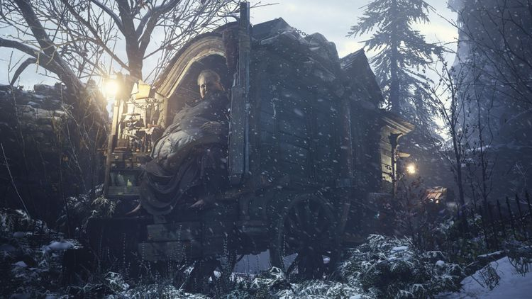 Resident Evil Village. Источник: Capcom