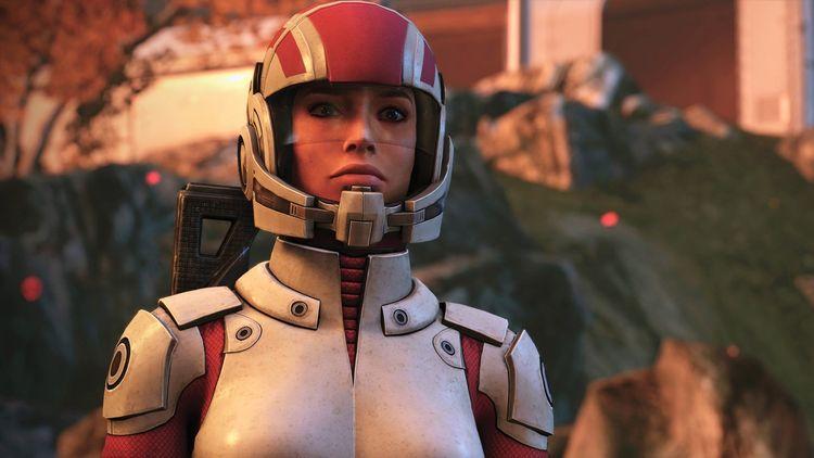 Mass Effect Legendary Edition. Источник: ea.com