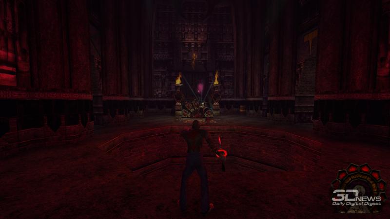Храм, где находятся тела маньяков, вполне себе уютное местечко