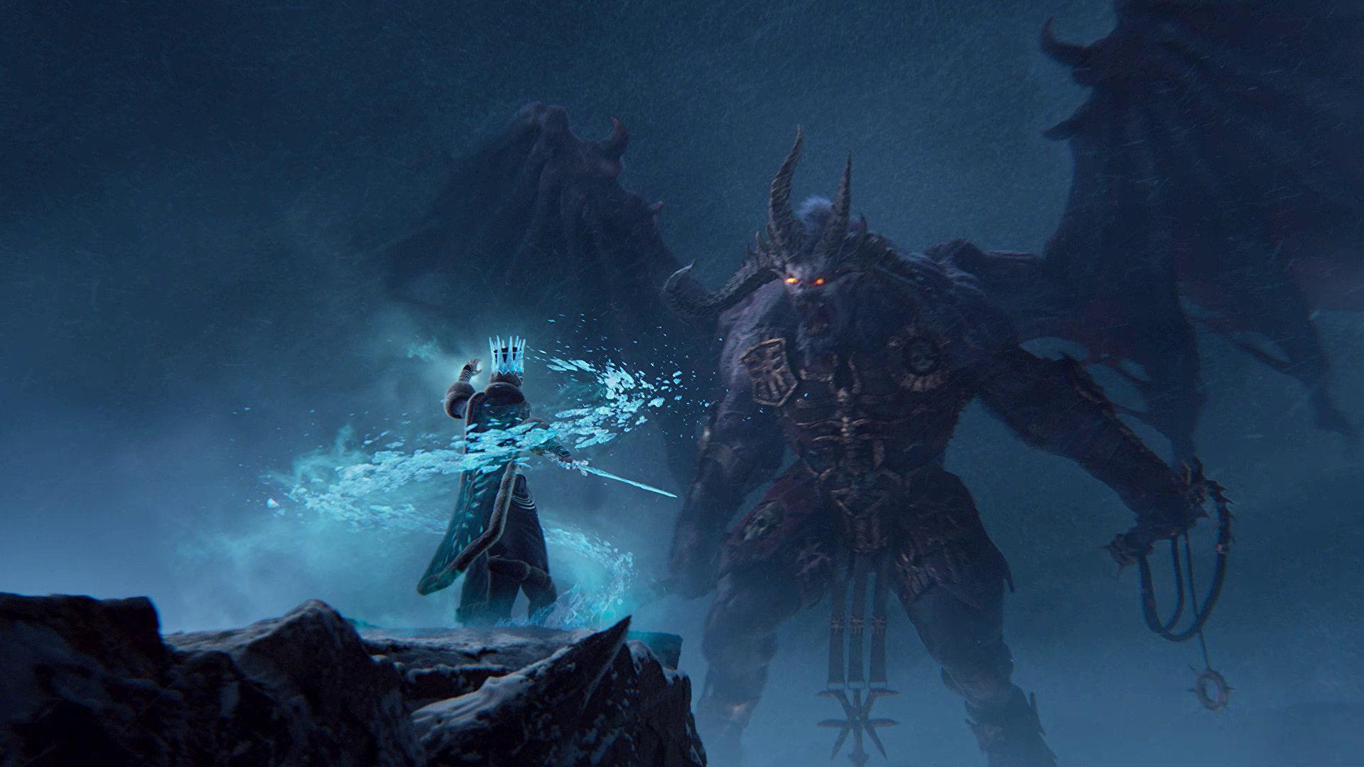 Видео: царица Катарина и боевые медведи в трейлере фракции Кислев из Total War: Warhammer III