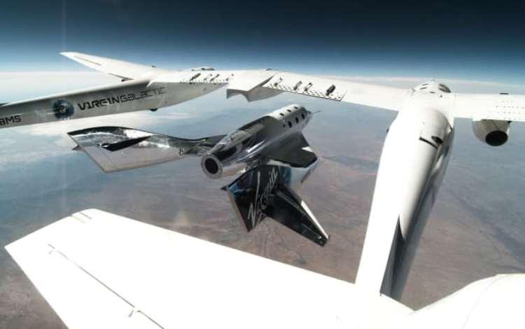Virgin Galactic назначила на субботу тестовый полёт космического корабля SpaceShipTwo  акции компании подскочили на четверть