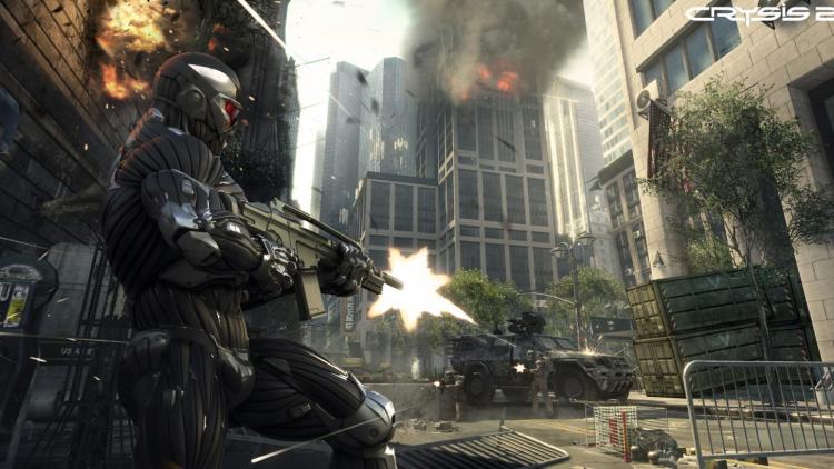 Crysis 2, источник изображения: Electronic Arts