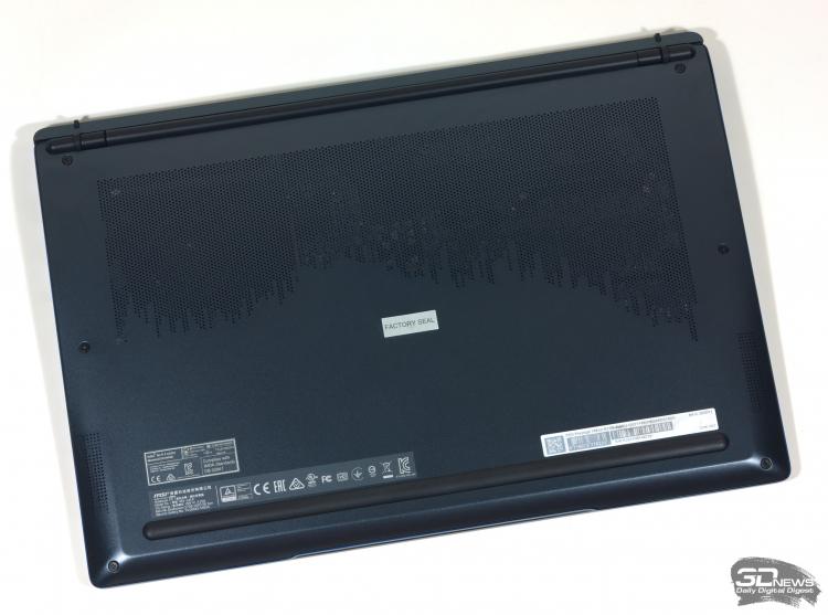 Обзор ноутбука MSI Prestige 14 Evo (A11M-266RU): Tiger Lake на максималках