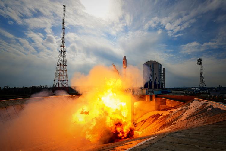 Здесь и ниже фотографии Роскосмоса