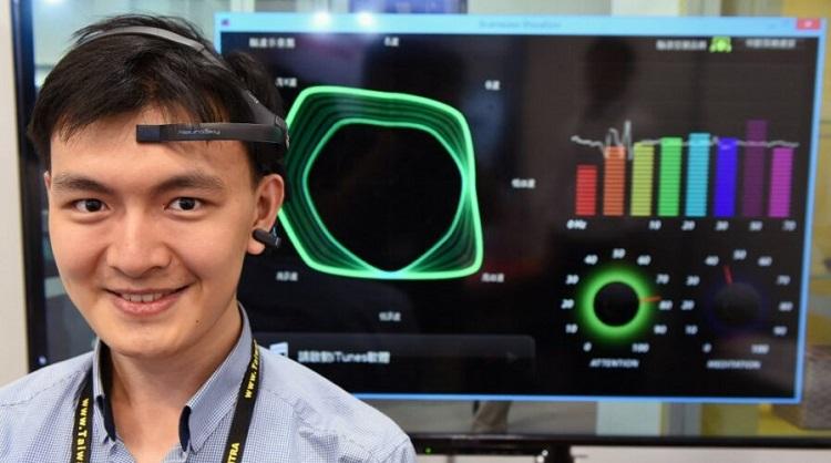 """Китайские учёные создали собственный беспроводной интерфейс«мозг-компьютер»"""""""