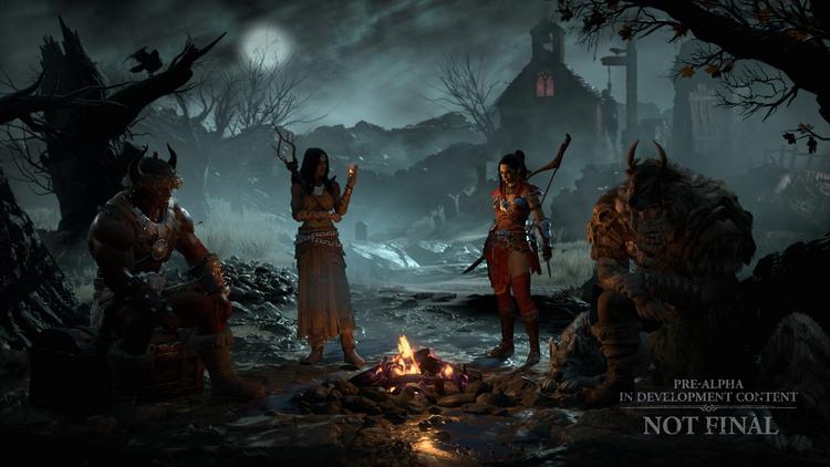 Diablo IV. Источник: Blizzard Entertainment