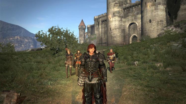 Dragon's Dogma: Dark Arisen, источник изображения: Steam