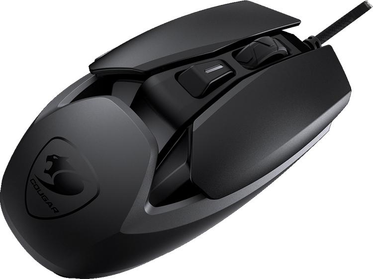 """Cougar представила лёгкую игровую мышь AirBlader с датчиком на 16 000 DPI"""""""