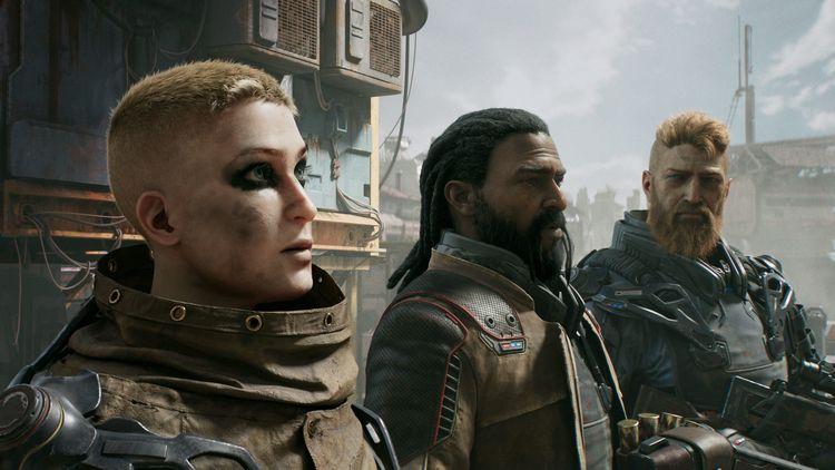 Outriders. Источник изображения: Square Enix Blog