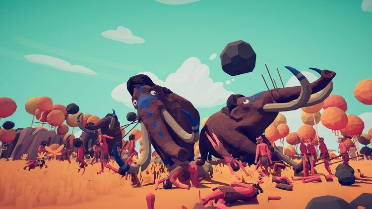 Totally Accurate Battle Simulator. Источник изображения: Steam