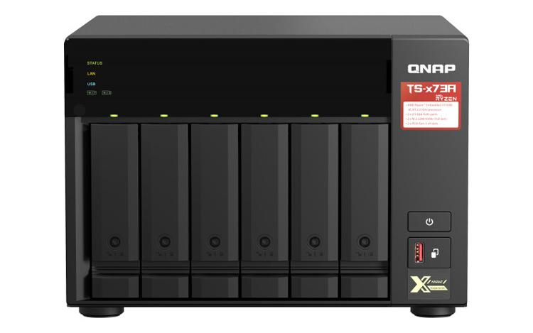 Здесь и ниже изображения QNAP Systems