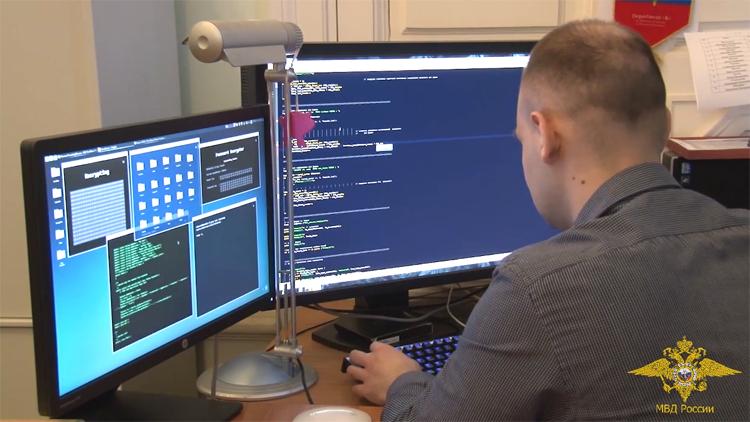 В МВД заявили о резком росте числа киберпреступлений в России