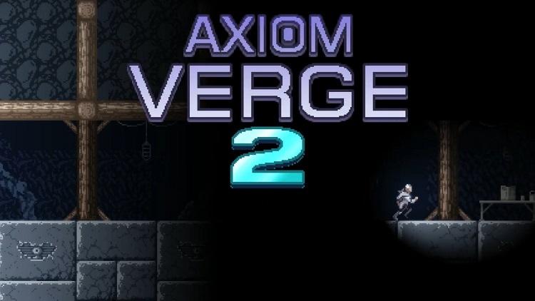 Релиз метроидвании Axiom Verge 2 отложили на вторую половину года