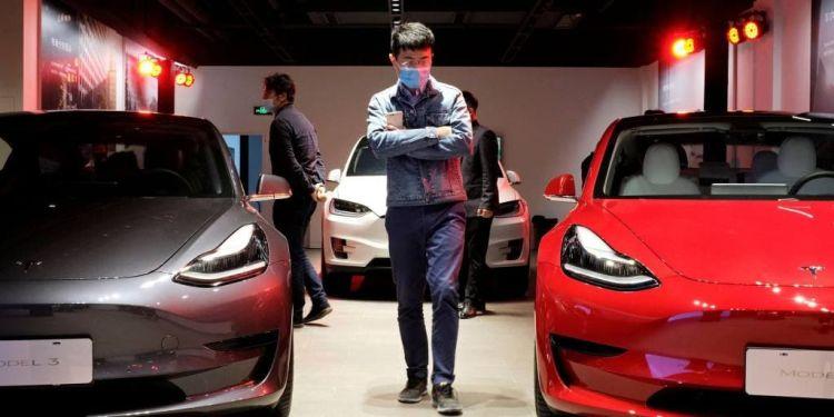 Tesla создала в Китае центр обработки данных для локального хранения данных электромобилей