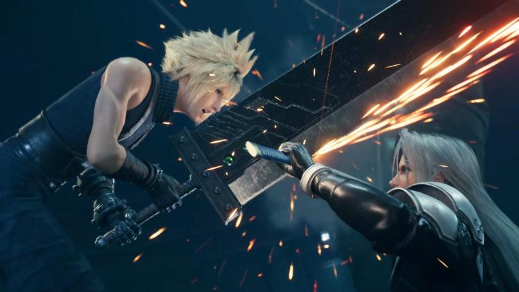Ремейк Final Ffantasy VII, источник изображения: Square Enix