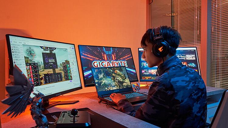"""Gigabyte представила игровой ноутбук Gaming A7 X1 на базе Ryzen 9 5900HX и GeForce RTX 3070"""""""