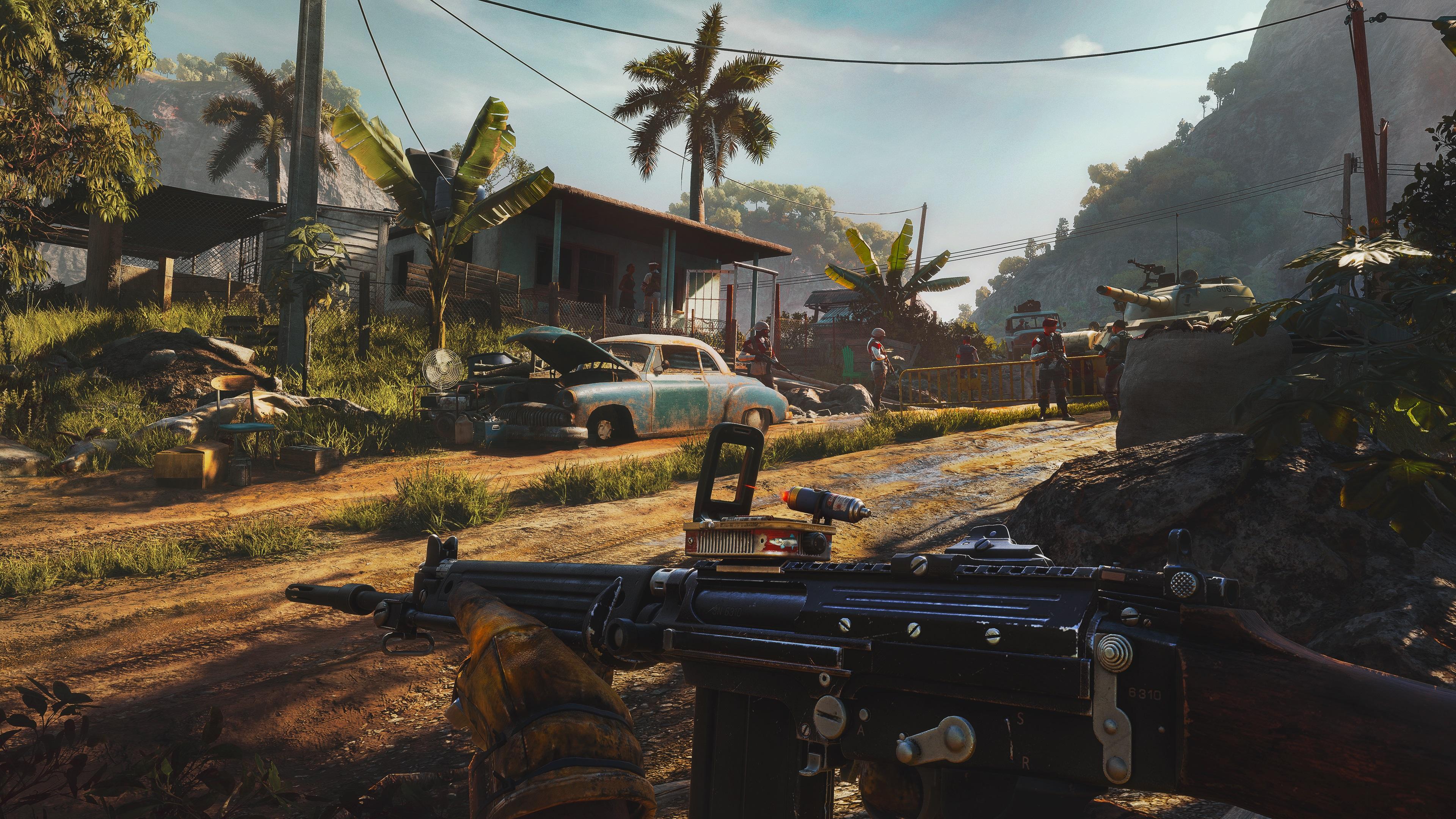 Мы возродим рай: первая геймплейная демонстрация Far Cry 6 состоится 28 мая