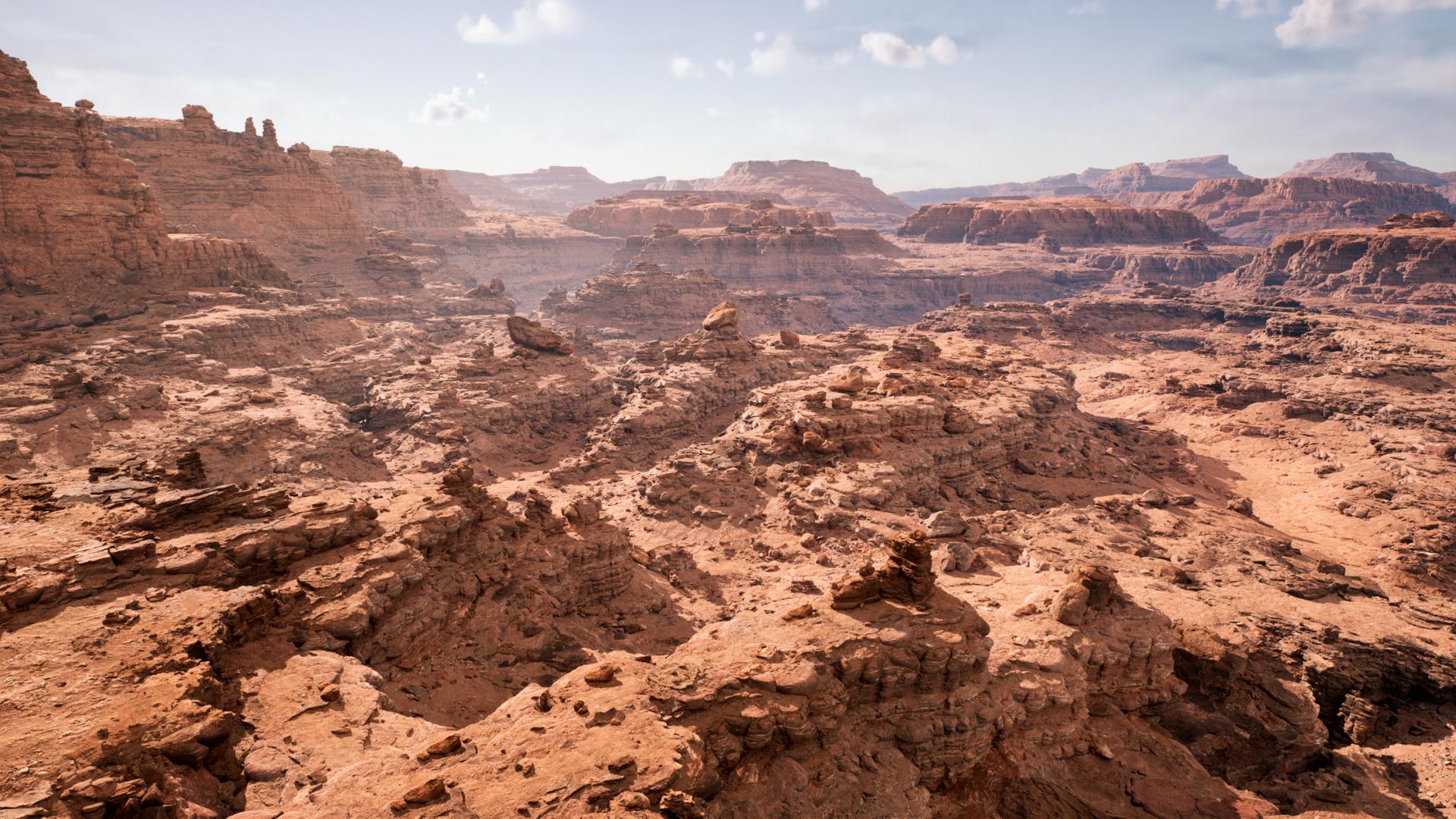 Unreal Engine 5 вышел в раннем доступе  новое технодемо размером 100 Гбайт доступно для скачивания