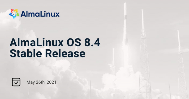 Релиз Oracle Linux 8.4 и AlmaLinux OS 8.4