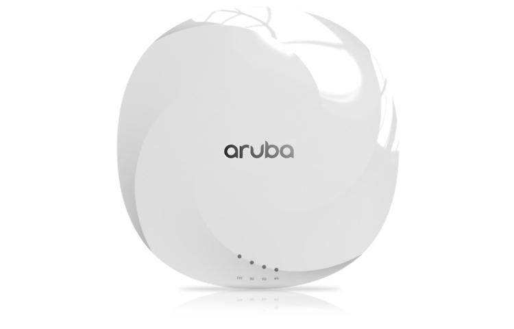 Здесь и ниже иллюстрации Aruba