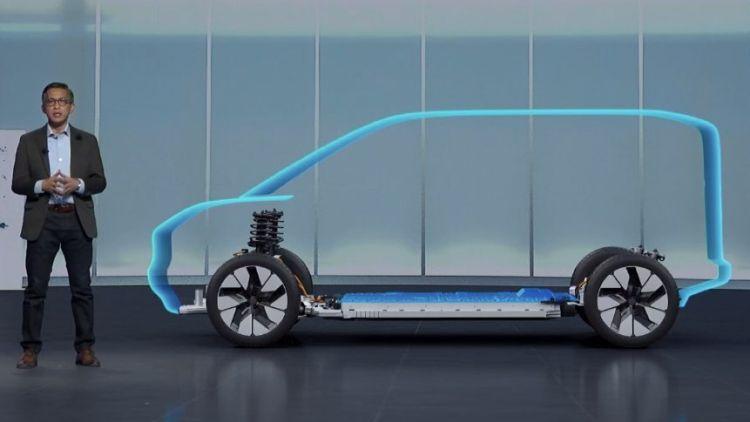 Новая платформа Ford позволит создать электрические версии кроссоверов и серьёзных внедорожников