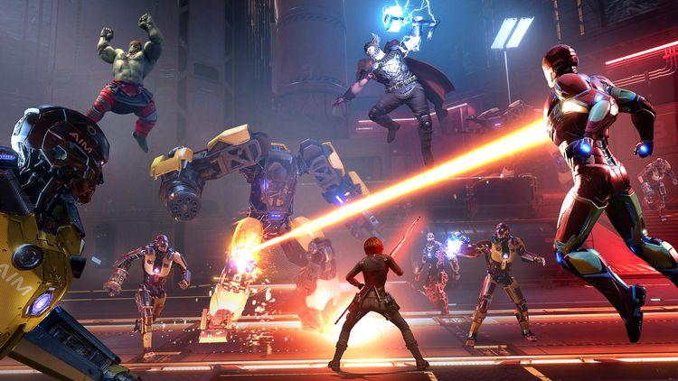 Marvel's Avengers. Источник изображения: Square Enix