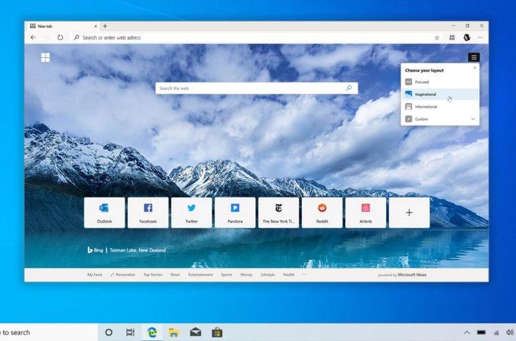 Microsoft выпустила Edge 91 с новыми функциями и улучшениями