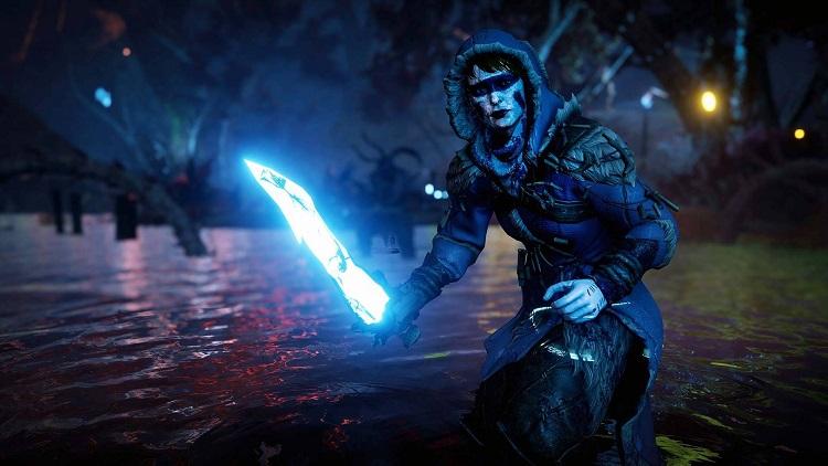 Скриншот из дополнения Jaws of Hakkon к Dragon Age: Inquisition (источник изображения: Electronic Arts)