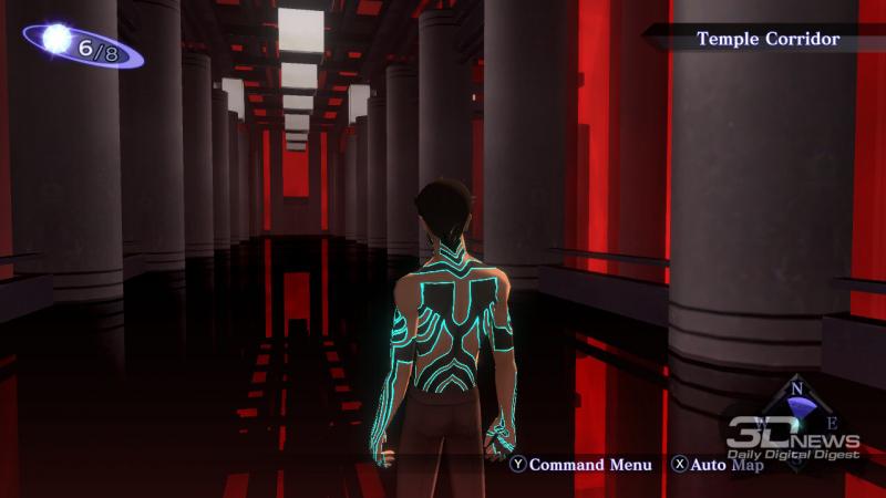 Shin Megami Tensei III Nocturne HD Remaster — не человек, не демон. Рецензия
