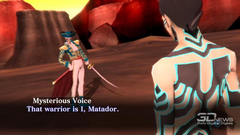 Матадор, первый серьёзный босс, взрывает пятые точки с 2003 года