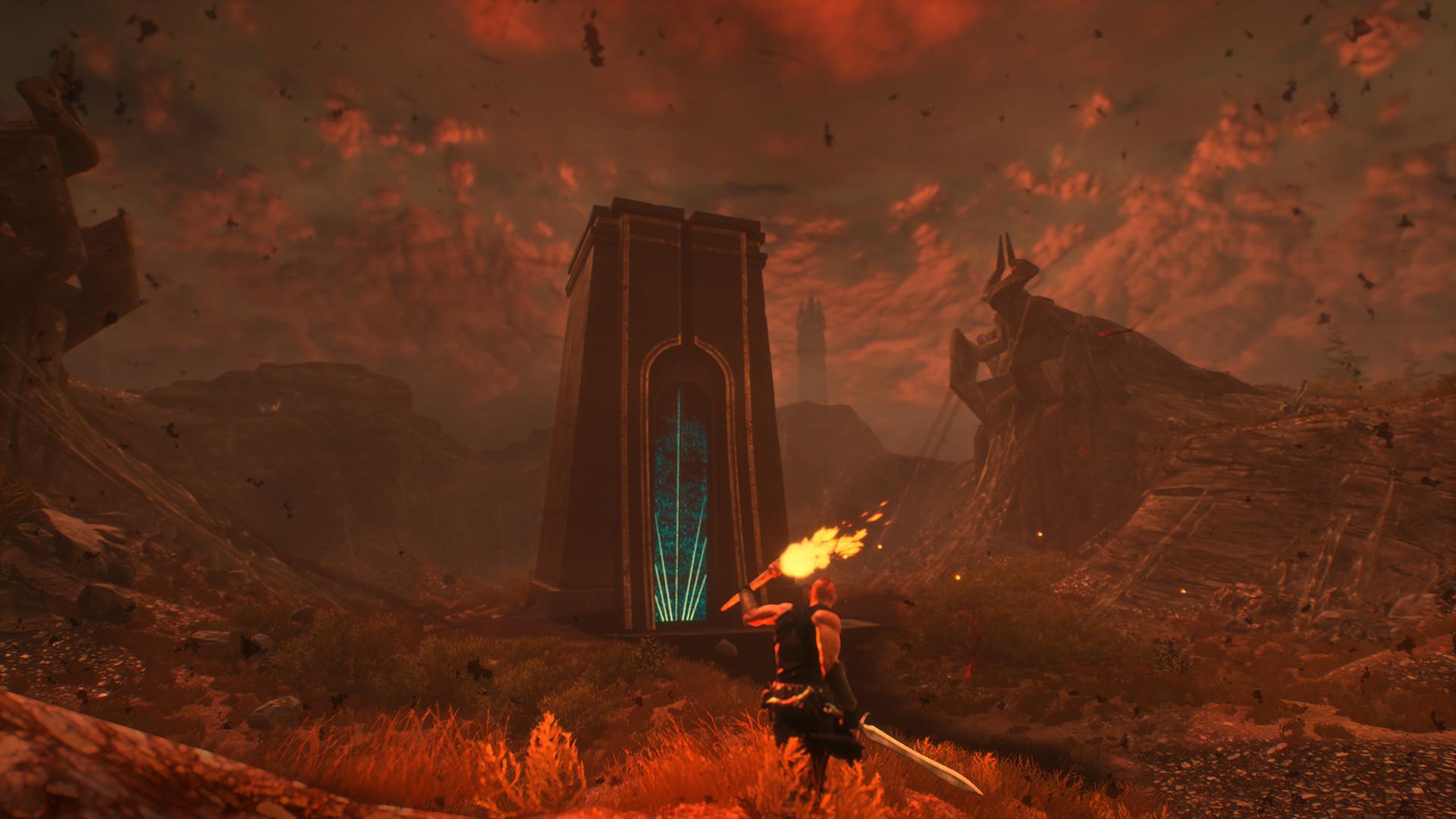 Conan Exiles стала бесплатной на неделю и получила финальную версию крупнейшего дополнения Isle of Siptah