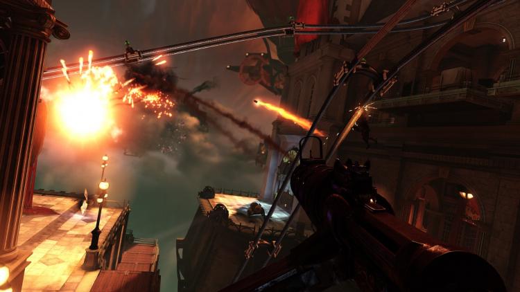 BioShock Infinite, источник изображения: Steam
