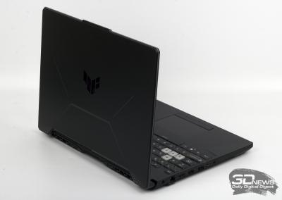 Обзор игрового ноутбука ASUS TUF Gaming F15 (FX506H): новое железо ему к лицу4
