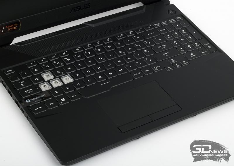 Обзор игрового ноутбука ASUS TUF Gaming F15 (FX506H): новое железо ему к лицу9